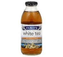 Inkos White Tea Unsweetened Wht Tea (12x16oz )