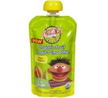 Mejor bebé alimentos Mango jugo de pera de la tierra (2x6x4.2 Oz)