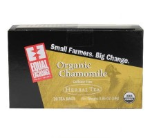 Equal Exchange Herbal Chamomile Tea (6x20 Bag)