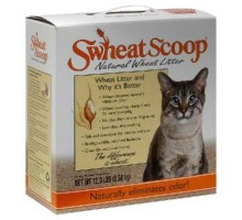 Swheat Scoop Cat Litter (4x12.3lb )