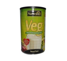 Naturade Veg Protein Booster Natural 30 Oz