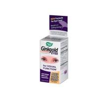 Forma Ginkgold de la naturaleza ojos 60 comprimidos