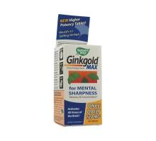 Forma Ginkgold de la naturaleza máximo 120 Mg (1 x 60 comprimidos)