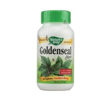 Nature's Way Goldenseal Herb (100 Capsules)