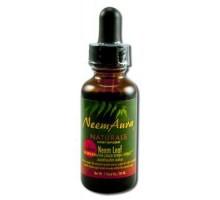 Neem Aura Certified Organic Triple Strength Neem Leaf Extract 1 To 5 (1x1 Fl Oz)