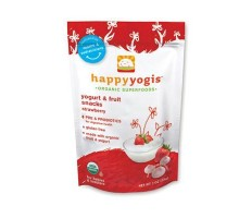 Happy Baby Strawberry Yogurt Melts (8x1 Oz)