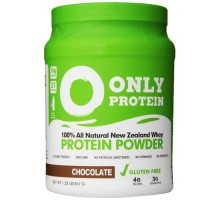 Only Protein Whey Protein Pure Chocolate (1x1.25lb)