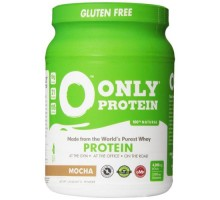 Sólo proteína Whey proteína pura Mocha (1x1.25lb)
