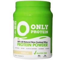 Sólo proteína Whey proteína pura vainilla (1x1.25lb)