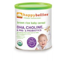 Happy Bellies Brown Rice Cereal (6x7oz)