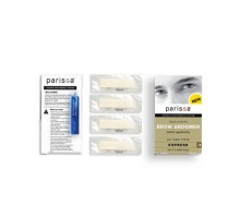 Parissa Wax Strips Men's Brow Groom 8 Pack