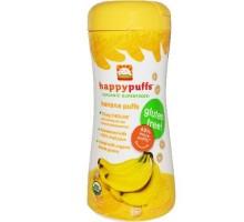 Bebé feliz plátano soplos (6x2.1oz)