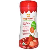 Bebé feliz fresa soplos (6x2.1oz)