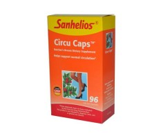 Sanhelios Circu Caps With Butcher's Broom And Rosemary (96 Capsules)