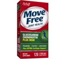 Salud Total libre de las articulaciones Schiff Move 1500 Mg (comprimidos recubiertos 120)