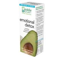 Esencias florales de sidda emocionales Detox (1 x 1 Fl Oz)