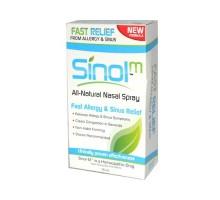 Sinol Sinol-m Homeopathic Allergy And Sinus Relief 15 Ml