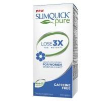 Slimquick cafeína pura libre 60 cápsulas
