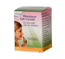 Squip productos Himalayan de la sal cristales (3 recargas)