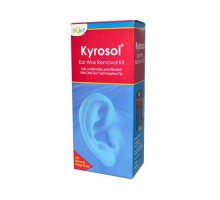 Squip Products Kyrosol Ear Wax Removal Kit (10 Packets
