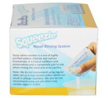Squip productos Nasaline Salt paquetes medido (50 paquetes)