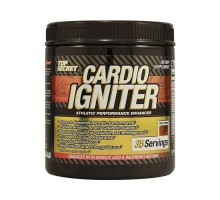 Top Secret Nutrition Cardio Igniter Fruit Punch 11.21 Oz