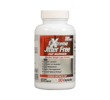 Top Secret Nutrition Extreme Jitter Free Fat Burner (90 Capsules)
