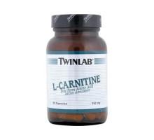 Twin Lab L-carnitina 250 Mg (1 x 60 Cap)