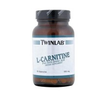 Twin Lab L-carnitine 250 Mg (1x60 Cap)