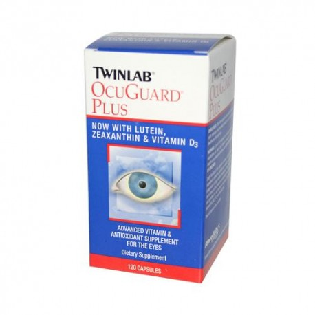 Twin Lab Ocuguard Plus (1x120 Cap)