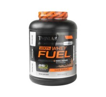 Twinlab 100% Whey Chocolate de combustible (1x5lb)