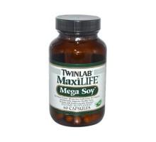 Twinlab Maxlife Mega Soy 200 Mg (60 Capsules)