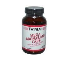 Twinlab Mega Bromelain Caps 300 Mg (90 Capsules)