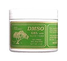 DMSO Gel con Aloe Vera (1 x 4 Oz)