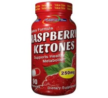 Fusion Diet Systems Raspberry Ketons (90 Capsules)