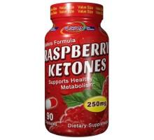 Fusión dieta sistemas Raspberry ketones (90 cápsulas)