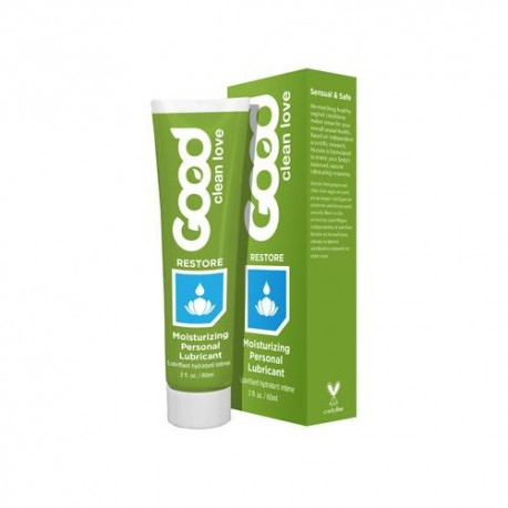 Good Clean Love Personal Lubricant Moisturizing Biomatch Restore (1x2 Oz)