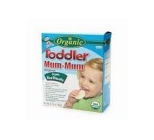 Hot Kid Toddler Mum-mum Strawberry (6x2.12 Oz)