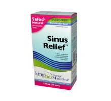 King Bio Homeopathic Sinus Relief Spray (1x2 Fl Oz)