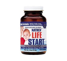 Vida de Natren Inicio probióticos para lactantes 2.5 Oz