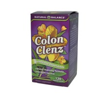 Natural Balance Colon Clenz (1x120 Veg Capsules)