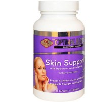 Optimal Blend Skin Support Hyaluronic Acid And Dmae (40 Capsules)