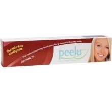 Peelu Toothpaste Cinnamon 3 Oz