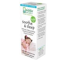 Esencias florales sidda calman y dormir niños los dos años más 1 Fl Oz