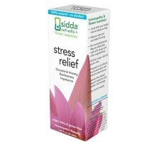 Sidda Flower Essences Stress Relief (1x1 Fl Oz)