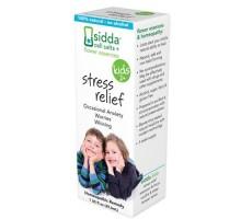 Flor de sidda esencias estrés socorro niños los dos años más 1 Fl Oz