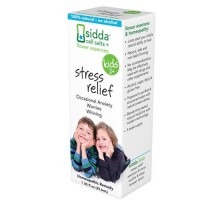 Sidda Flower Essences Stress Relief Kids Age Two Plus 1 Fl Oz