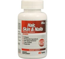 Top Secret Nutrition Hair Skin And Nails 60 Tablets