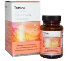 Twinlab Menopause Response Dual Action (60 Veg Capsules)