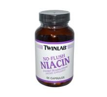 Twinlab No Flush Niacin (1x50 Capsules)